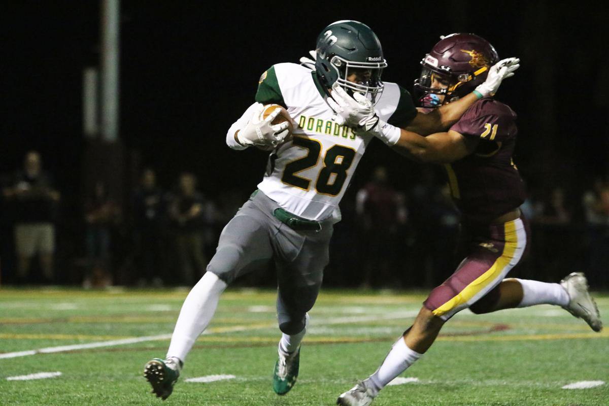 Salpointe vs Canyon del Oro football
