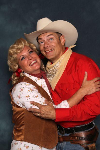 Pistol Pete the World's Greatest Cowboy