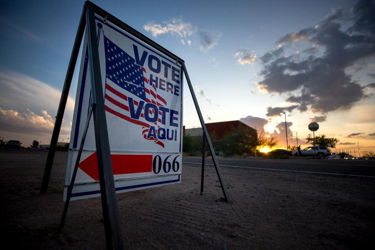 Election Day, Pima County and Arizona, 2020