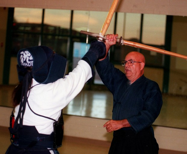 Life stories: Passing on love of martial arts