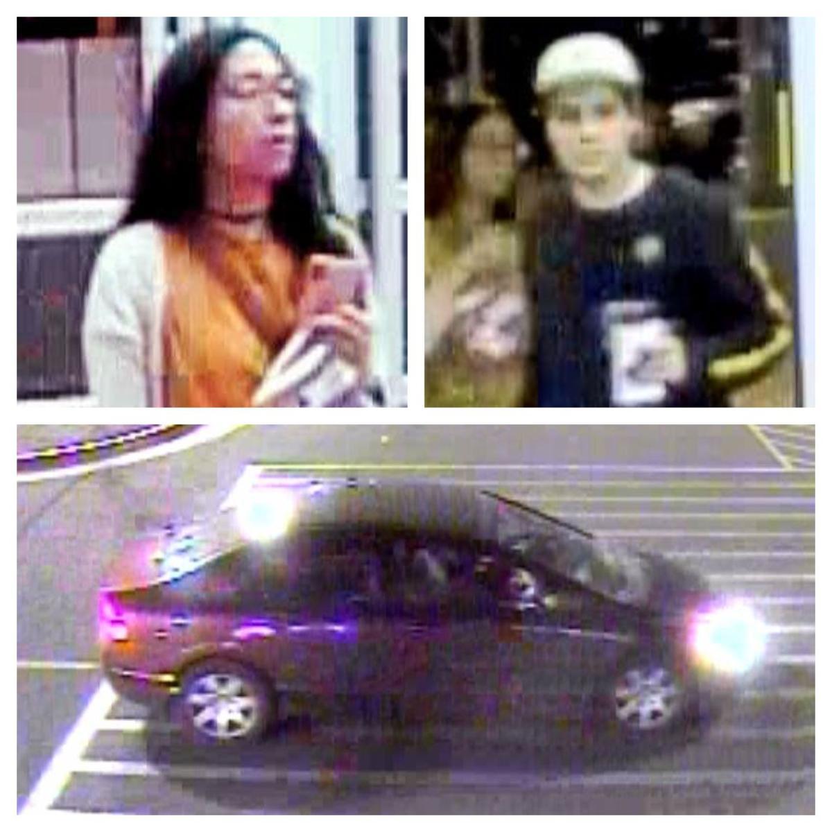 Walmart robbery suspects