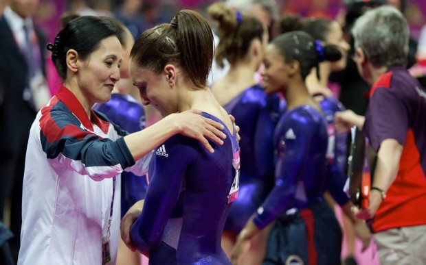 Gymnastics: Wieber must regain form as Russians gun for U.S.