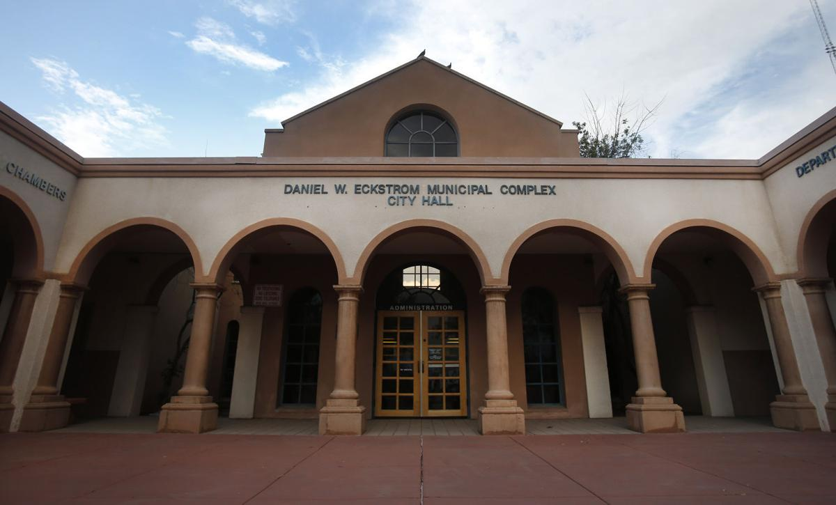 South Tucson City Hall