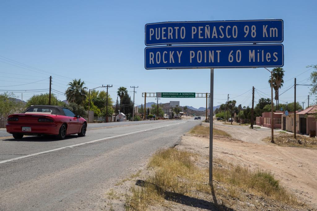 Arizona works with officials in Sonora to make the road to Rocky Point  safer | Local news | tucson.com