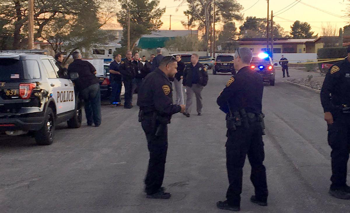 Officer-involved shooting in central Tucson
