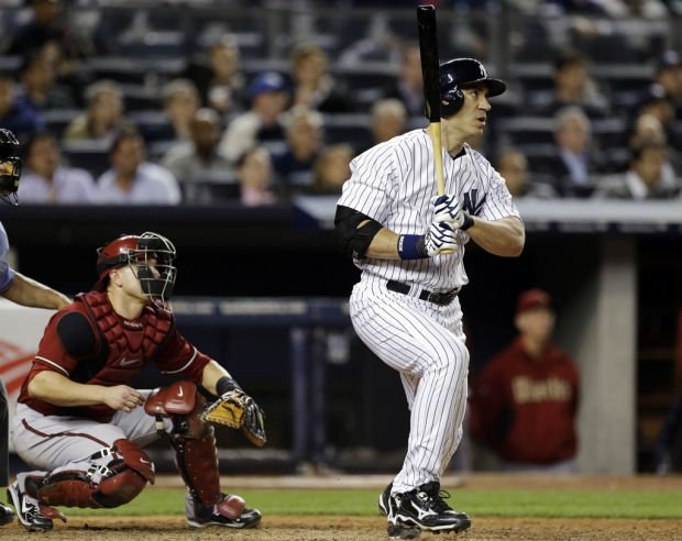 Yankees 4, Diamondbacks 3: Hafner's homer gives Yanks 7th victory in last 8 games