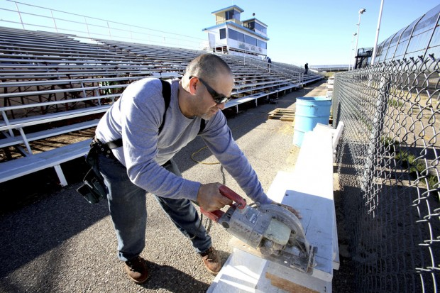 Patrick Finley: Fixing racetrack up in more ways than 1