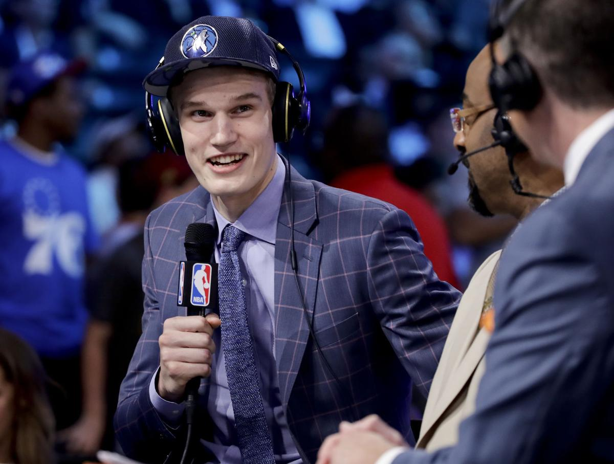 Image result for markkanen draft