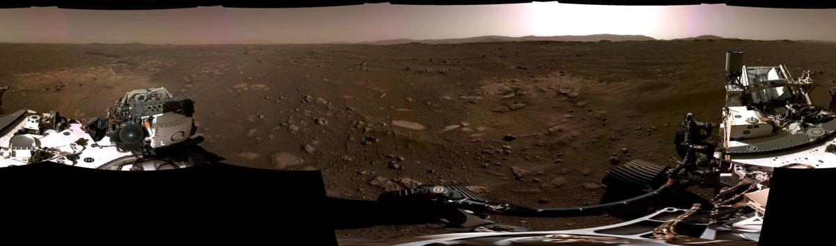 NASA's Perseverance Mars