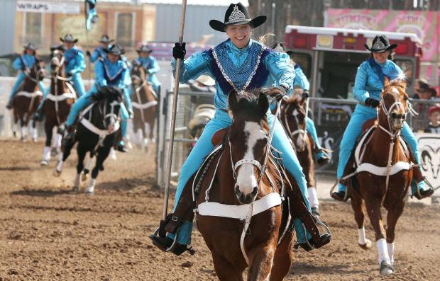 Tucson Rodeo: Precision drill team continues to dazzle