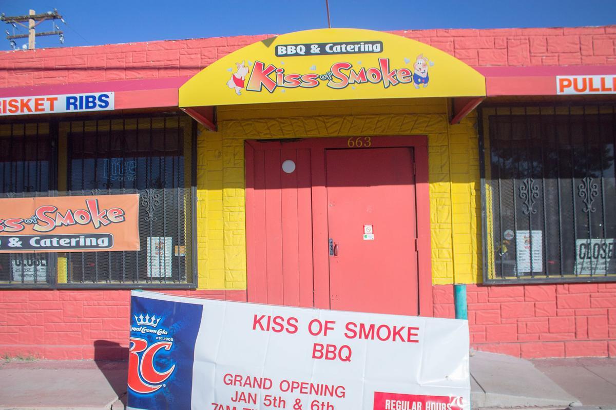Kiss of Smoke BBQ