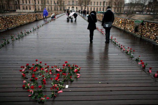 photos: valentine's day celebrations around the world | advice, Ideas
