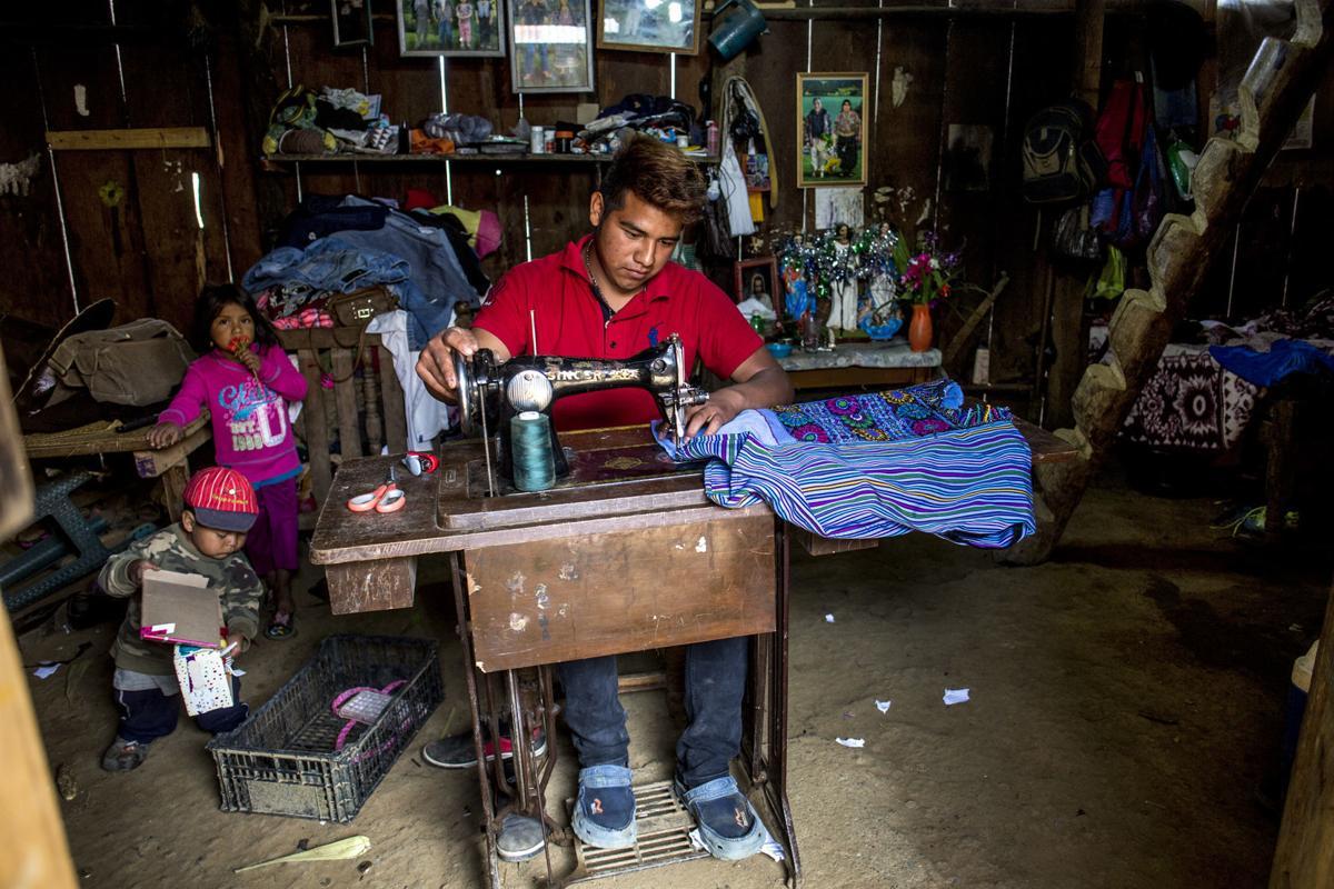 Guatemala migration, Pascual Alonzo