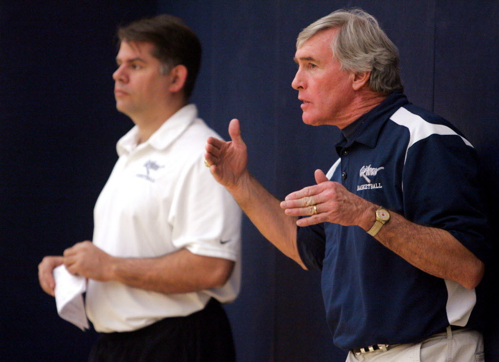 Beloved assistant Rosborough inching closer to another championship ring