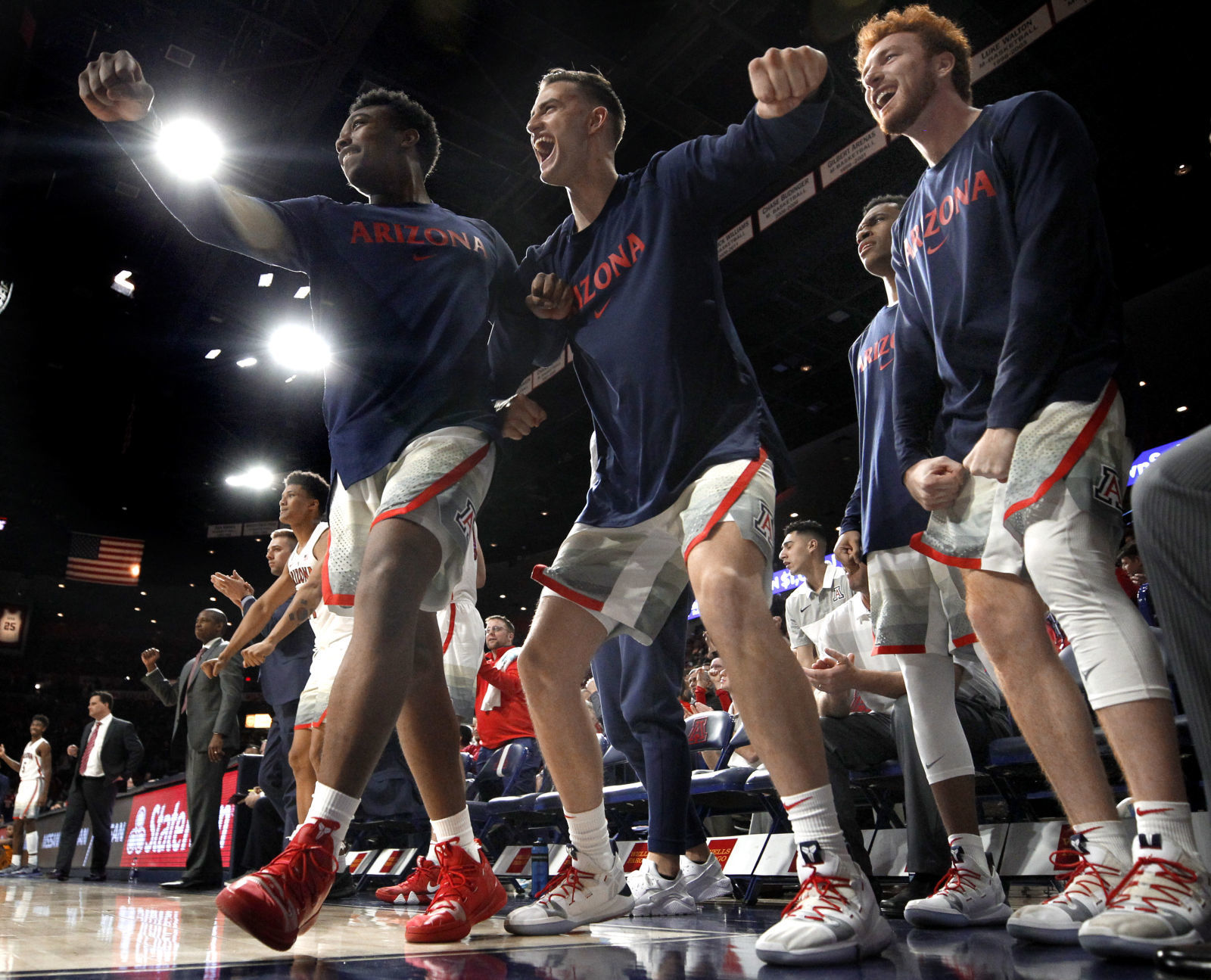 Wildcats' 2019-20 Pac-12 schedule will feel just like the old days