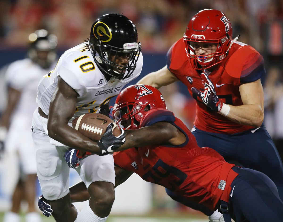 Prognosis is positive for Arizona Wildcats LB Jake Matthews after