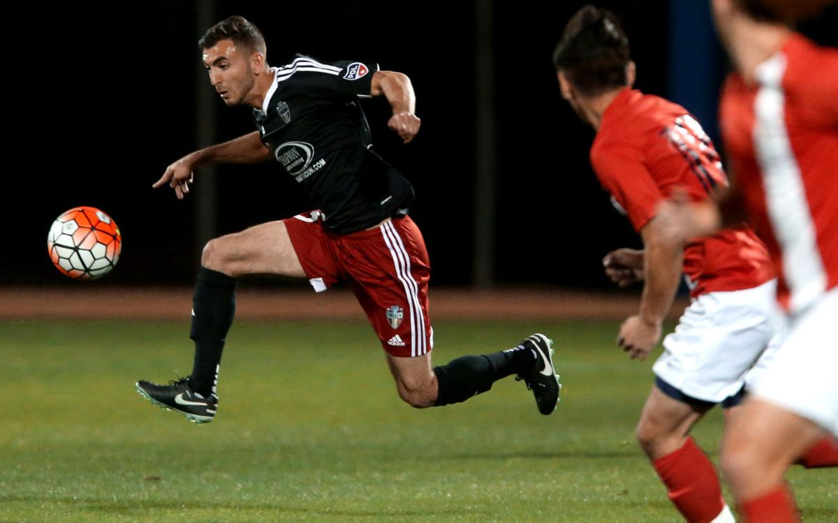 FC Tucson vs University of Arizona