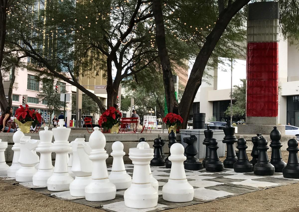 Jacome Plaza chess