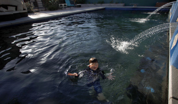 Swimming in green: Eco-friendly pools