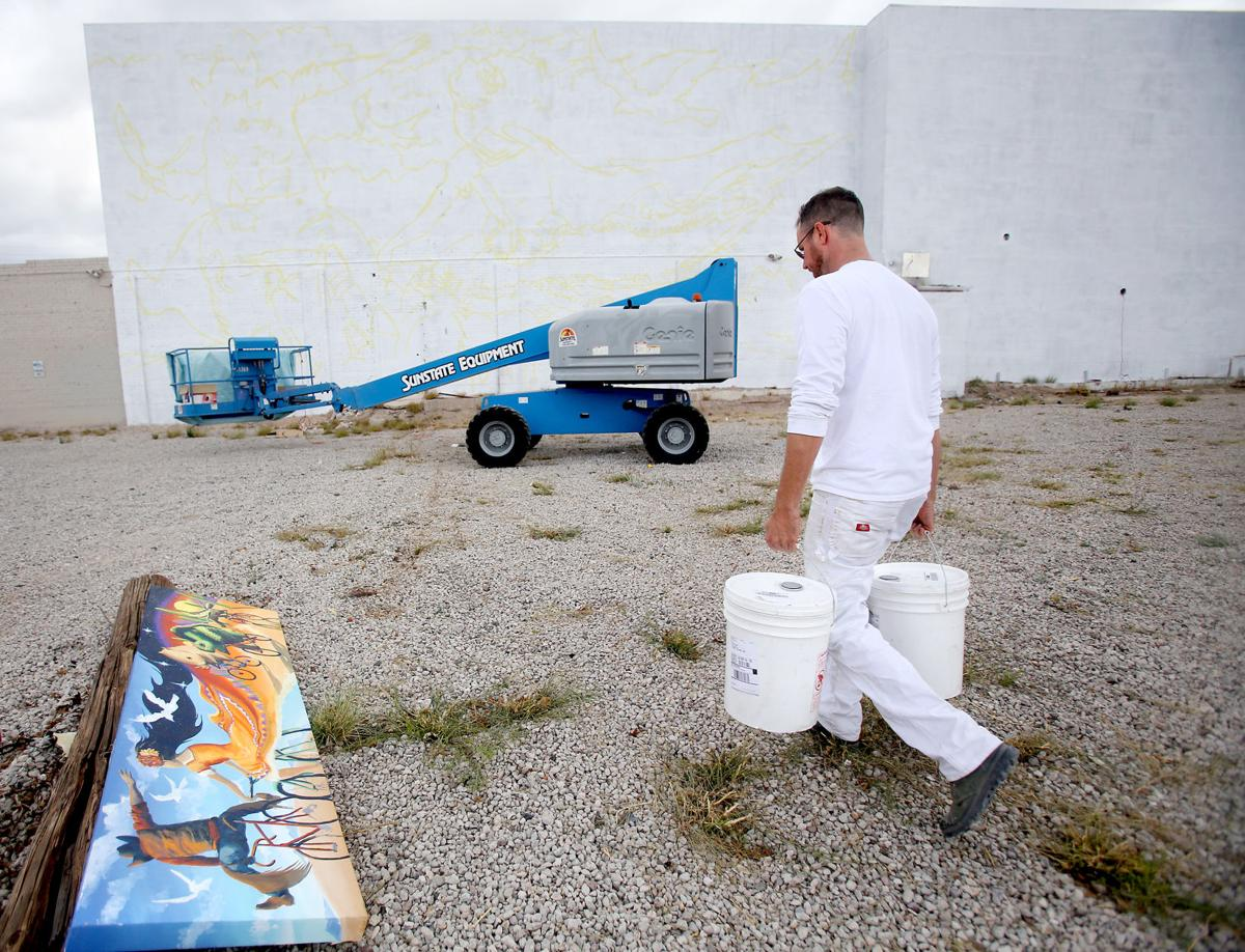 Tucson's Next Big Mural