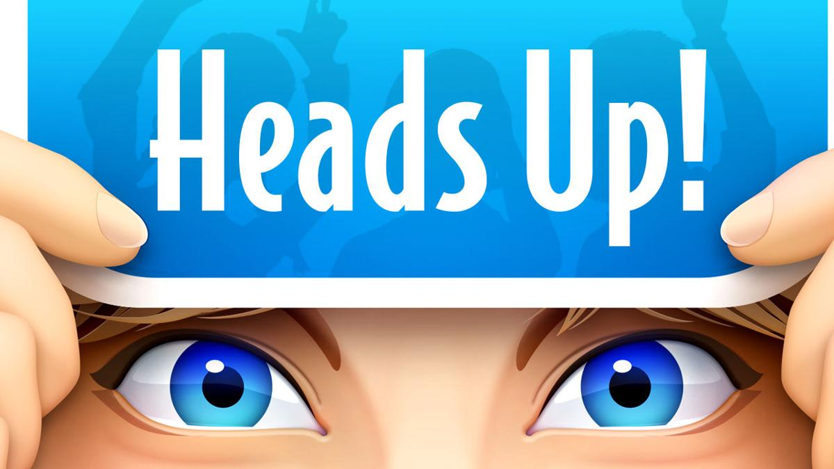 Heads Up! app, publicity photo