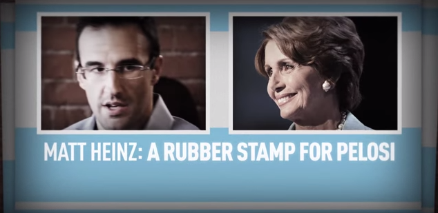 "CLF ad, ""Rubber Stamp"""