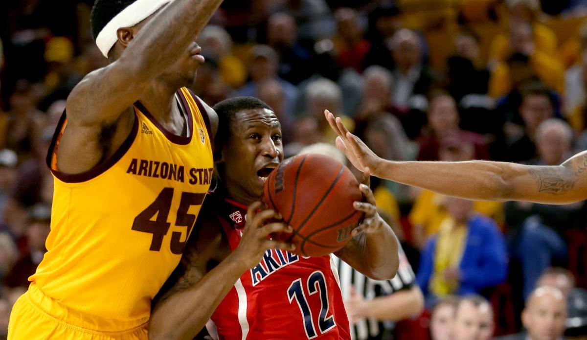 University of Arizona vs Arizona State (copy)