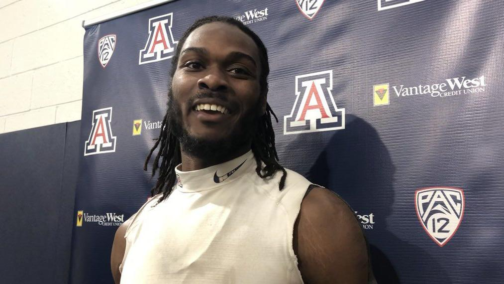 Watch: 7 best things Jeremy Springer, Thomas Reid III said after Arizona's spring practice