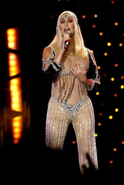 The last time Cher visited Tucson