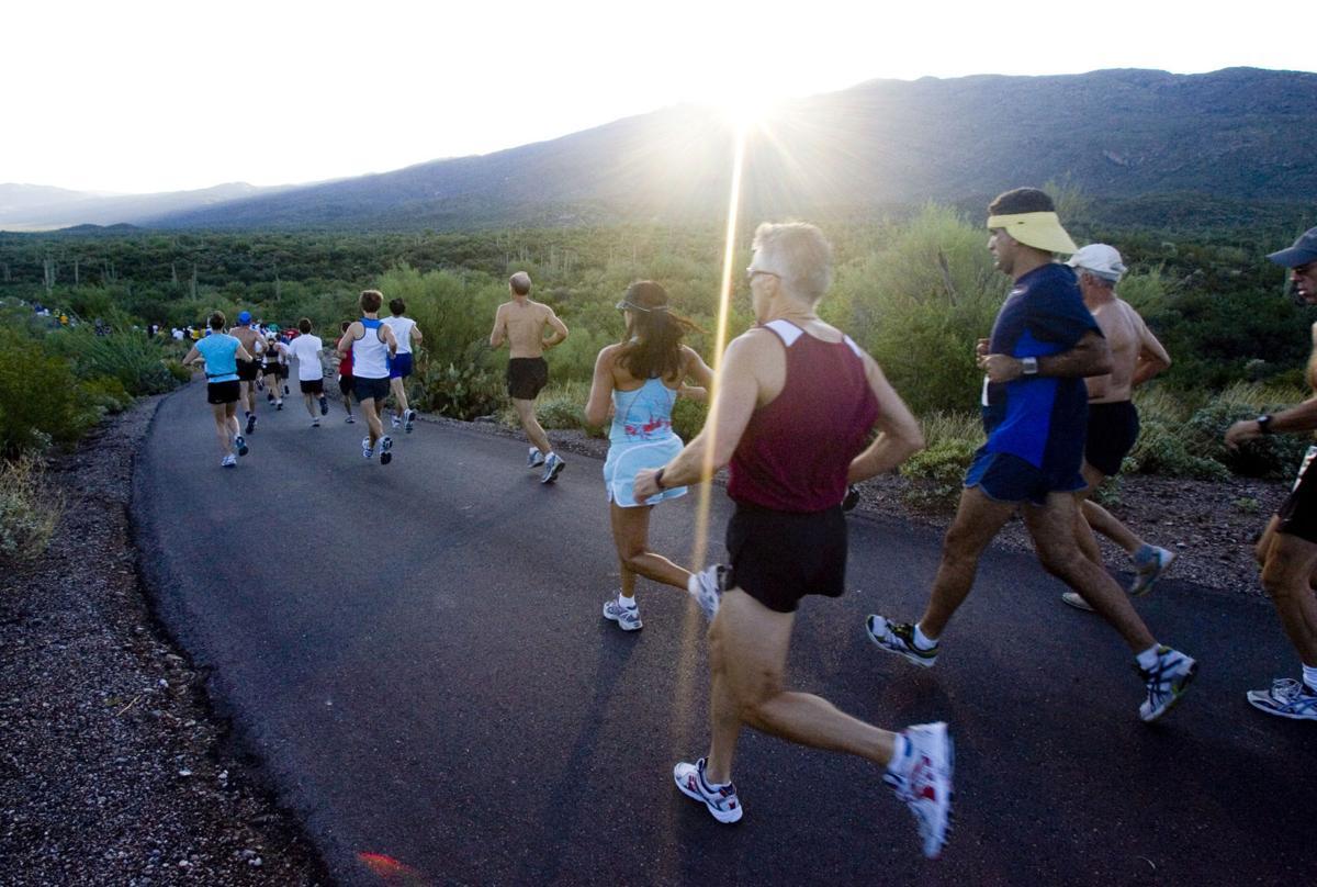 TMC Saguaro National Park Labor Day Run