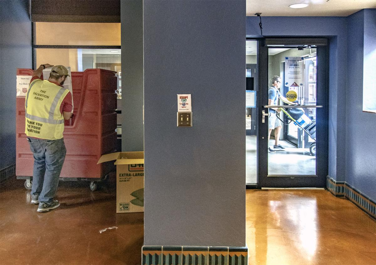 UA partnering with Salvation Army to sell donated dorm items | Local