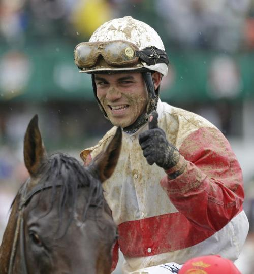 Kentucky Derby: Velazquez opts out; Rosario saddles up