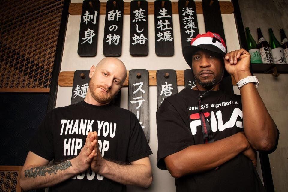 Hip hop takeover