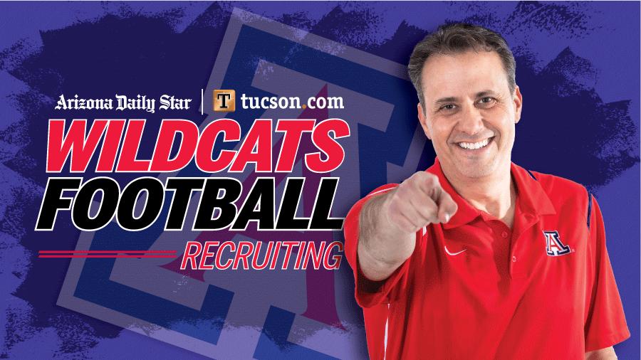 UA Arizona Wildcats football recruiting logo 2021