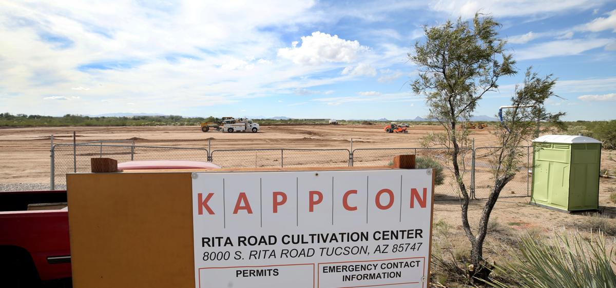 Huge marijuana growing center being built in Tucson worries