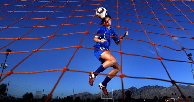 High school soccer: Nothing but net, praise