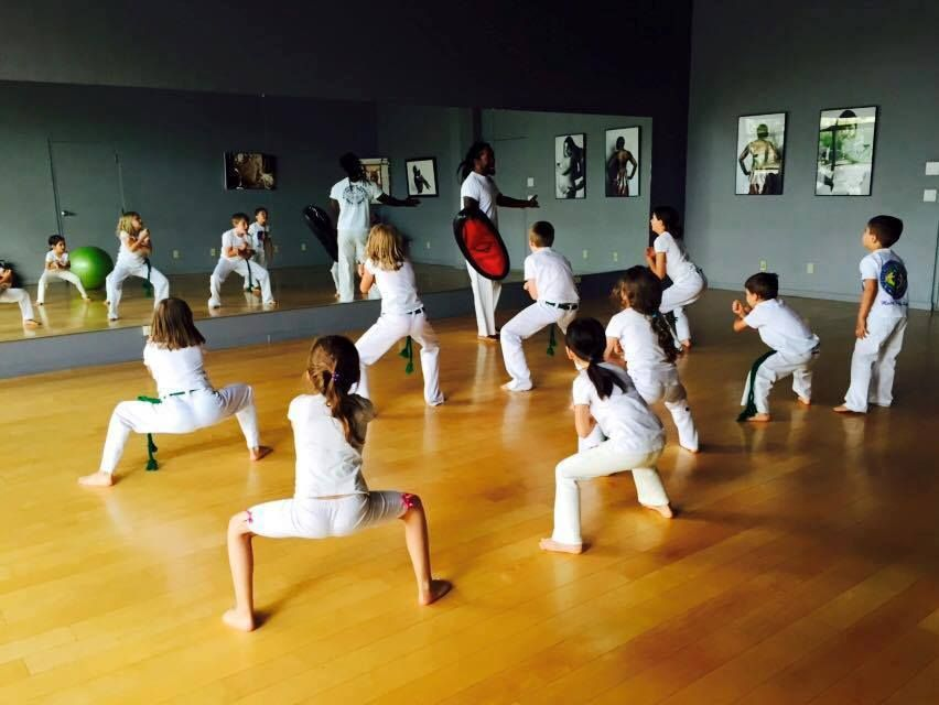 Tucson Capoeira Beginners Class for Kids