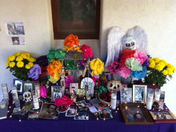Remember, honor deceased at St. Philip's