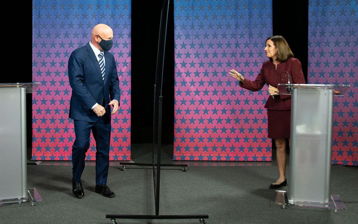 Election 2020 Senate Debate