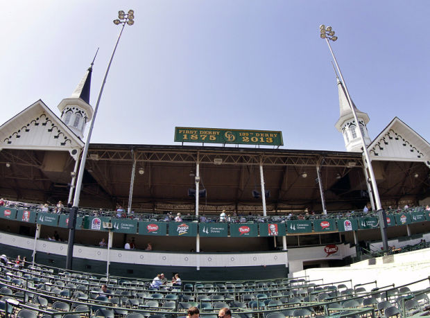 Kentucky Derby: Flaunted Mansion: New addition for big spenders