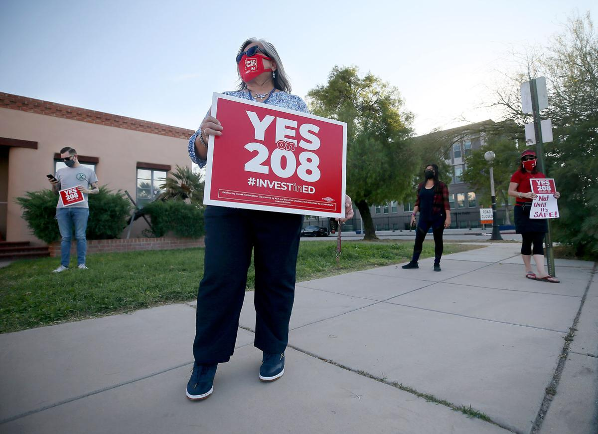 Finding: Ducey's slamming of Arizona's Prop. 208 in conference call was legal