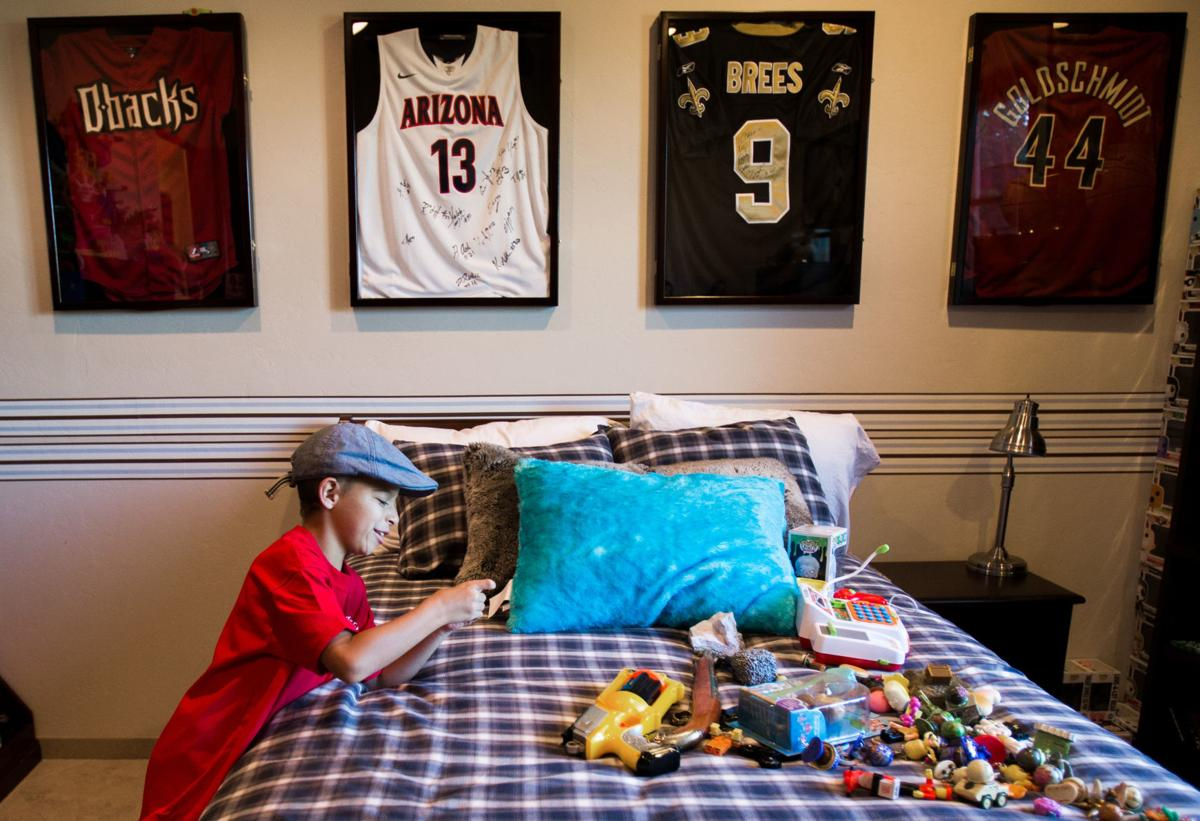Children with hard-to-see challenges, disabilities often