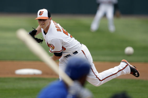 Game of the Day: Orioles 6, Blue Jays 5: O's hit five HRs to save Britton