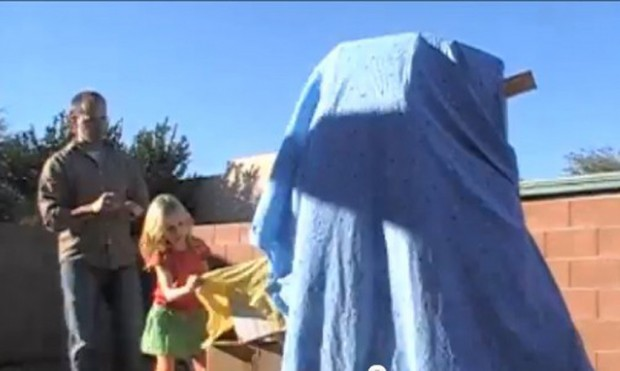 Tucson father aiming for stars