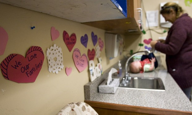 Officer Erik Hite's widow founds day-care center