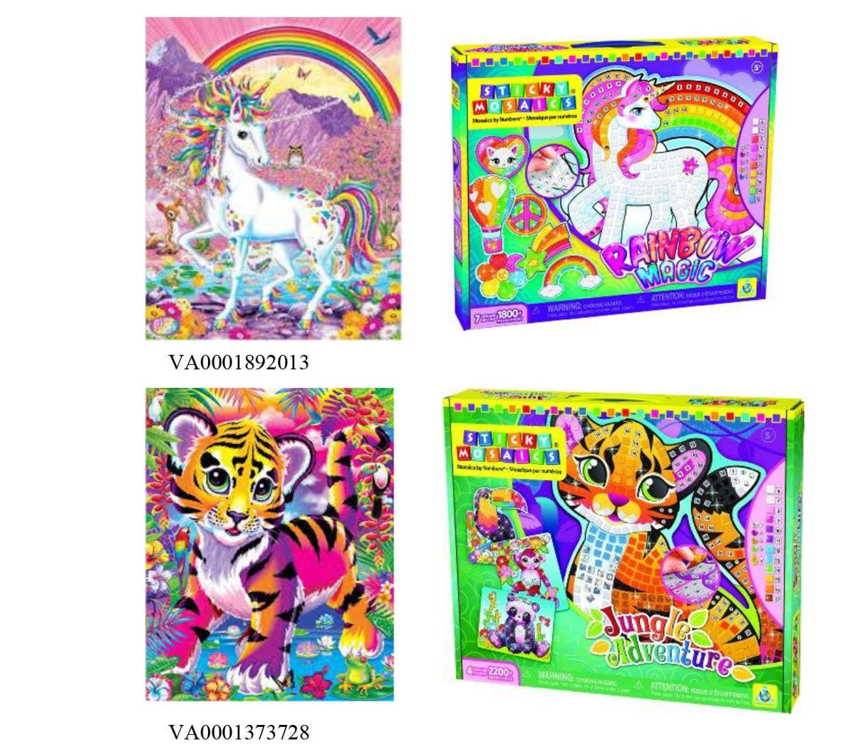 Lisa Frank Copyright Trial