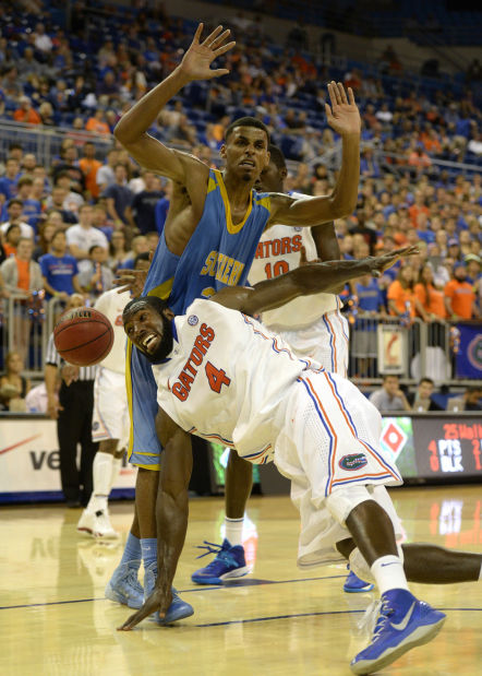 Patric Young, Malcolm Miller