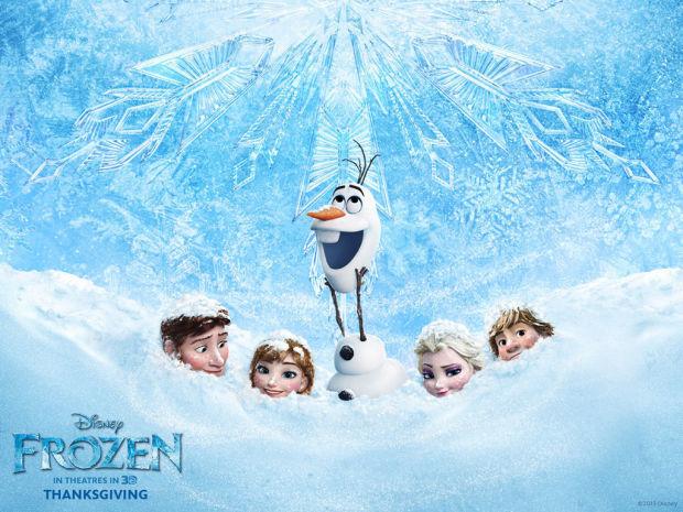 Se enfría la Navidad: 'Frozen'-p1