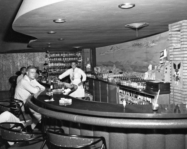 Twin Flames restaurant/bar