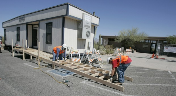 Saguaro National Park East closes its visitor center for renovation